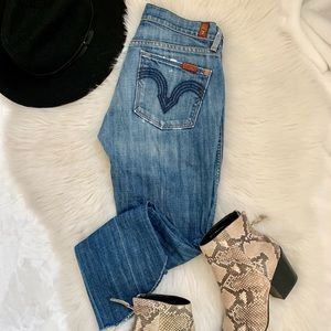 🖤7 for all mankind jeans🖤